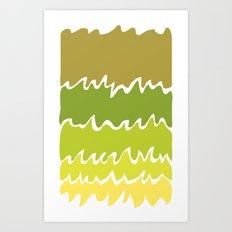 Ebb&Flow-Forest Art Print