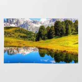mountain_landscape Rug