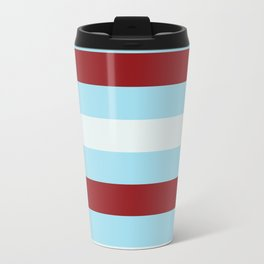 Stripes - Bloody Sailor Travel Mug
