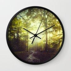 way of light Wall Clock