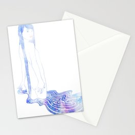 Water Nymph LXXIII Stationery Cards