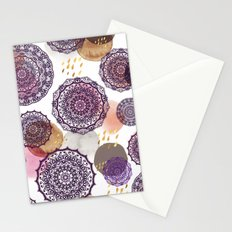 Fall Love Mandalas Stationery Cards