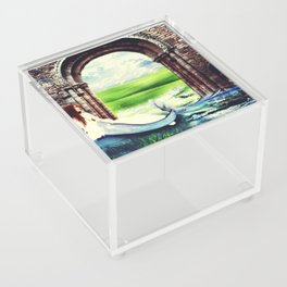 Beloved Bride Acrylic Box