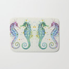 Guardians of the Sea I Bath Mat