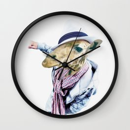 JAFFAR HIPSTAR Wall Clock