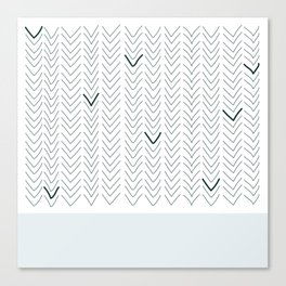 Coit Pattern 2 Canvas Print