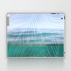 Palms over water  Laptop & iPad Skin