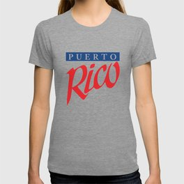 Puerto Rico - Arroz Rico T-shirt