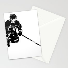 Born for Hockey - Hockey Player Stationery Cards