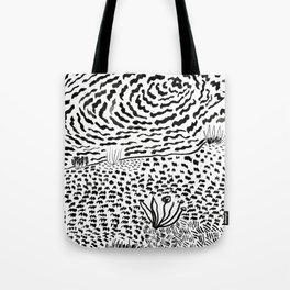Beach Abstract (2) Tote Bag