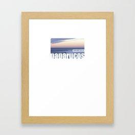 ese paparucos Framed Art Print