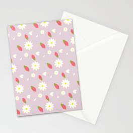Wolfberry Chamomile  Stationery Cards