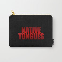 native tongues Carry-All Pouch