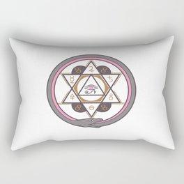 Archaic Rectangular Pillow