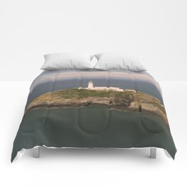 The South Stack Lighthouse Comforters