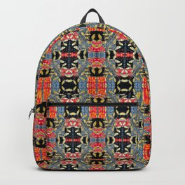 Autumn coming to the city Backpack