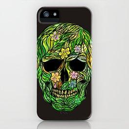 Skull Nature iPhone Case