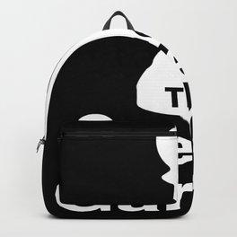 the queen's gambit poster Backpack