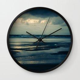Seascape 2 Wall Clock