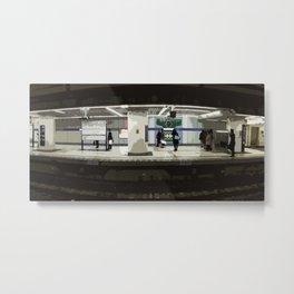 Oshiage Station Metal Print