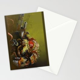 Deathguard Terminator Stationery Cards