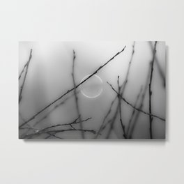 Perception of Zen Metal Print