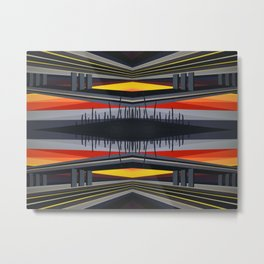 Highwayscape #12 Metal Print