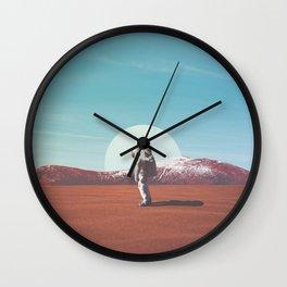 Fatamorgana Wall Clock