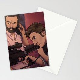 Nicky and Joe Stationery Cards