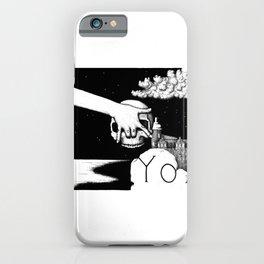 Yo! iPhone Case