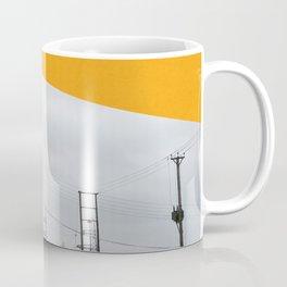 Orange Pylons Coffee Mug