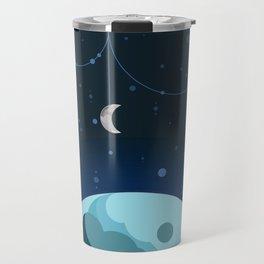 Moon and Planet Travel Mug