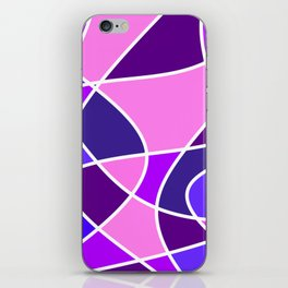 Color Flow iPhone Skin