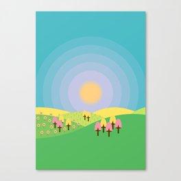 Primo Vere Canvas Print