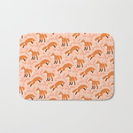 Socks the Fox - Dawn Bath Mat