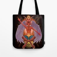 The Baphomet Tote Bag