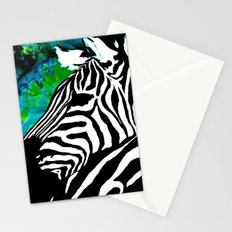 Zebras Stationery Cards