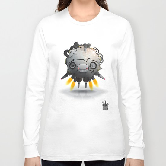 Antigravity Prototype V-3.03 Long Sleeve T-shirt