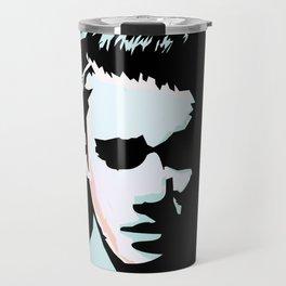 Justin Artwork Travel Mug