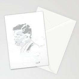 Smokey Man Stationery Cards