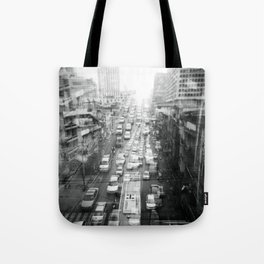 Traffic, Bangkok Tote Bag