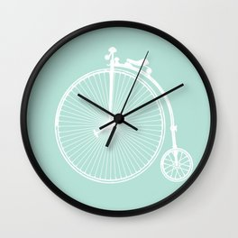 Vintage Love 2 Wall Clock