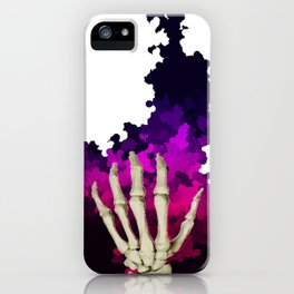 Hand Of Evil iPhone Case