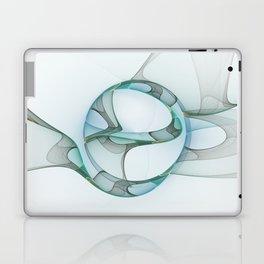 Minimalist Abstract, Fractals Art Laptop & iPad Skin