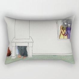 The Monster Series (3/8) Rectangular Pillow
