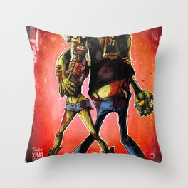 The South Will Rise Again Throw Pillow