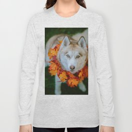 Autumn is here... Long Sleeve T-shirt