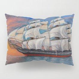 Sailing ship Pillow Sham
