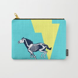 Electro Horse Carry-All Pouch