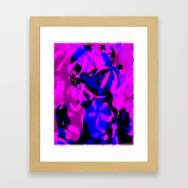 Hard Candy Art Framed Art Print